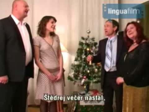 Čeština pro cizince na DVD / Czech for foreigners by film - linguafilm.com