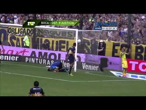 Boca 2 Defensa Y Justicia 0 Paso A Paso Youtube