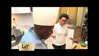 Kenyan Festive Meals with Chef Raphael(Interview with Sharon Mundia) part 2