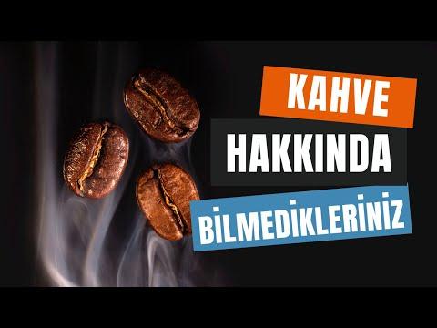 Kahve Hakkında Bilmedikleriniz / Revealing The Secrets of Coffee
