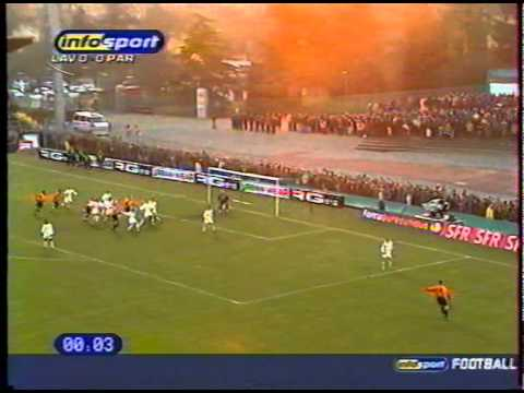 Laval-PSG (Coupe de France 2003)