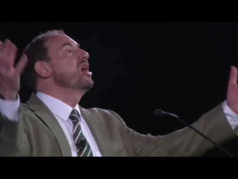 Richard Harvey - The Gospel's Impact on Four Cities: Philippi - Lausanne Global Leadership Forum
