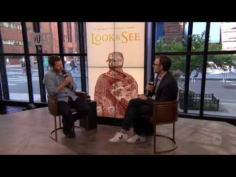 "Nick Offerman On The Film ""Look & See"""