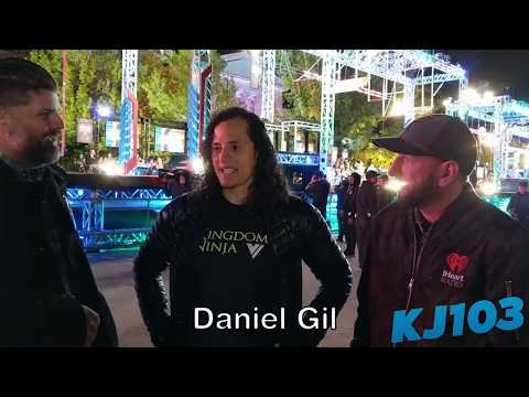 Frito And JJ Ryan Chat With Daniel Gil | ANW 10 - Oklahoma City