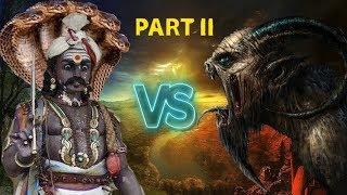 Muniswaran VS Monster PART 2 - Maha Munni Jai Jai - Arul Tharum Urumee   (Deepavali Special)