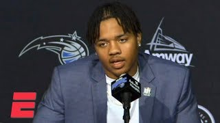 Markelle Fultz is excited for a fresh start with the Orlando Magic | NBA on ESPN