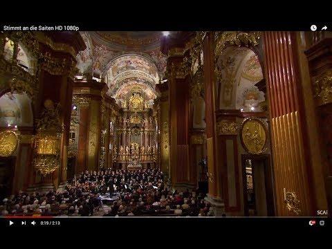 Joseph Haydn: Die Schöpfung (Hob. XXI:2) - Stimmt an die Saiten