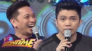 It's Showtime: Vhong & Jhong's reactions on Anne & Billy's engagements