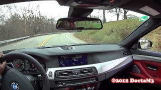 POV: Now You Drive the 2013 BMW M5