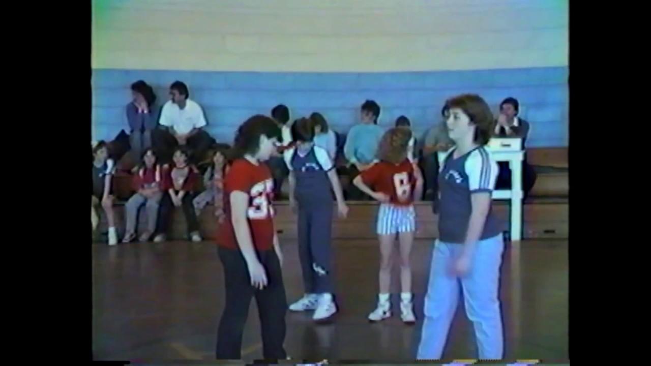 St. Mary's - Champlain 5&6 Girls  2-21-87