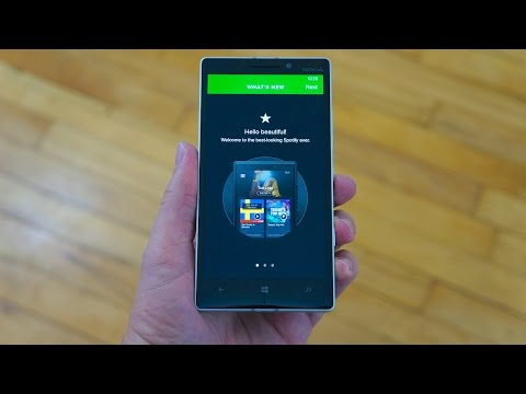 Spotify for Windows Phone gets New Features and a Fresh Look (Hands-On)   Pocketnow