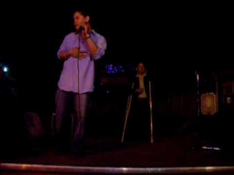 James and Reuben Demillo - post-Karaoke Idol - July 16, 2009