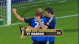 Toluca vs San Jose Earthquakes Highlights
