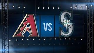 3/28/17: Pollock, Peralta power D-backs past Mariners