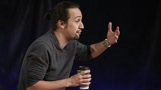 'Hamilton' Creator Lin-Manuel Miranda's Advice for Student