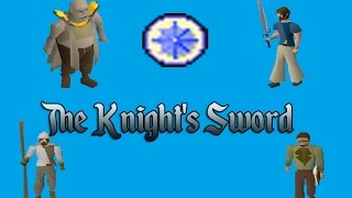 (Runescape Old school) The Knight Sword Quest Free to Play - VictorRs07