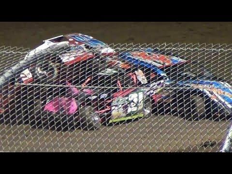 Willamette Speedway IMCA Mod feature 2017