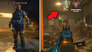 THIS is how I unlocked LEVEL 500! (Black Ops 4)