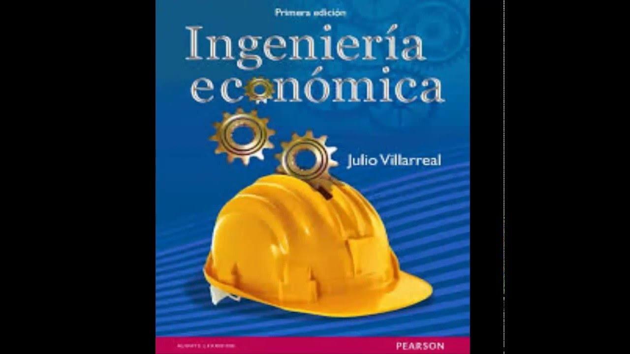 LIBROS DE INGENIERÍA ECONÓMICA