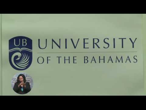 DEBATE CONTINUES ON UNIVERSITY OF THE BAHAMAS BILL