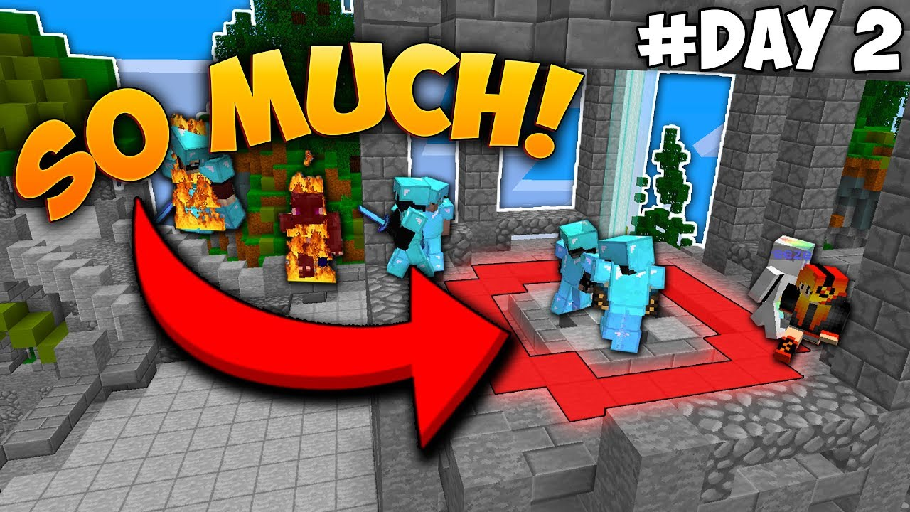 STAND *HERE* FOR MONEY !!   Minecraft Skyblock - YouTube