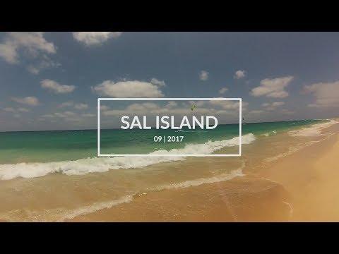 SAL ISLAND - CAPE VERDE - SEPTEMBER 2017