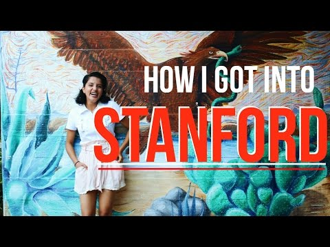 How I Got into STANFORD | Secrets + Tips + Advice