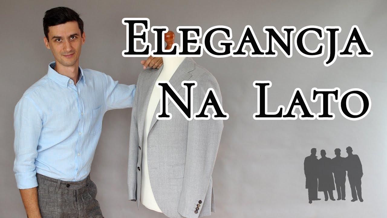 e784073234041b Elegancja na lato, czyli co wybrać żeby się nie ugotować - Czas Gentlemanów  - dla mężczyzn z klasą.