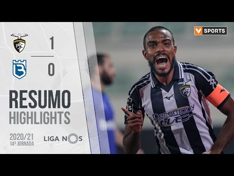 Portimonense Belenenses Goals And Highlights