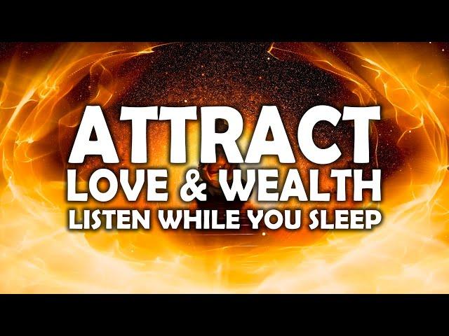 888Hz Sacred Geometry ! Attract Love & Wealth in Abundance ! Balancing Meditation, Listen Sleeping