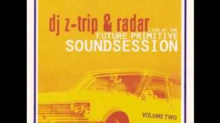 Dj Z-Trip & Radar - Live at the Future Primative vol 2