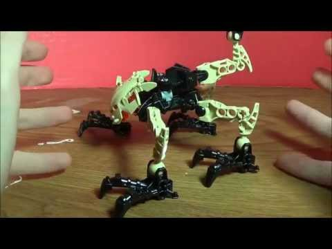 BUILD: Bionicle 2009 ZESK