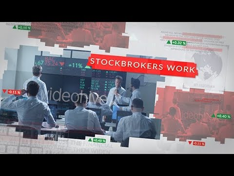 THE ECONOMIC REPORTER ►  AFTER EFFECTS TEMPLATES