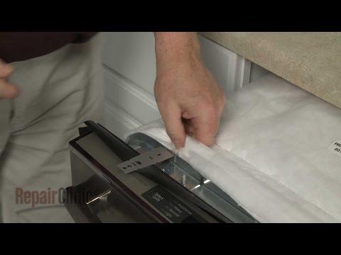 Mounting Bracket - GE Dishwasher
