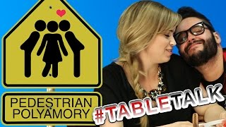 Gold Balls and Polyamory on #TableTalk!