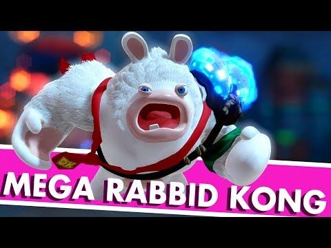 Mario + Rabbids Donkey Kong Adventure - All Enemy Intro Cutscenes |