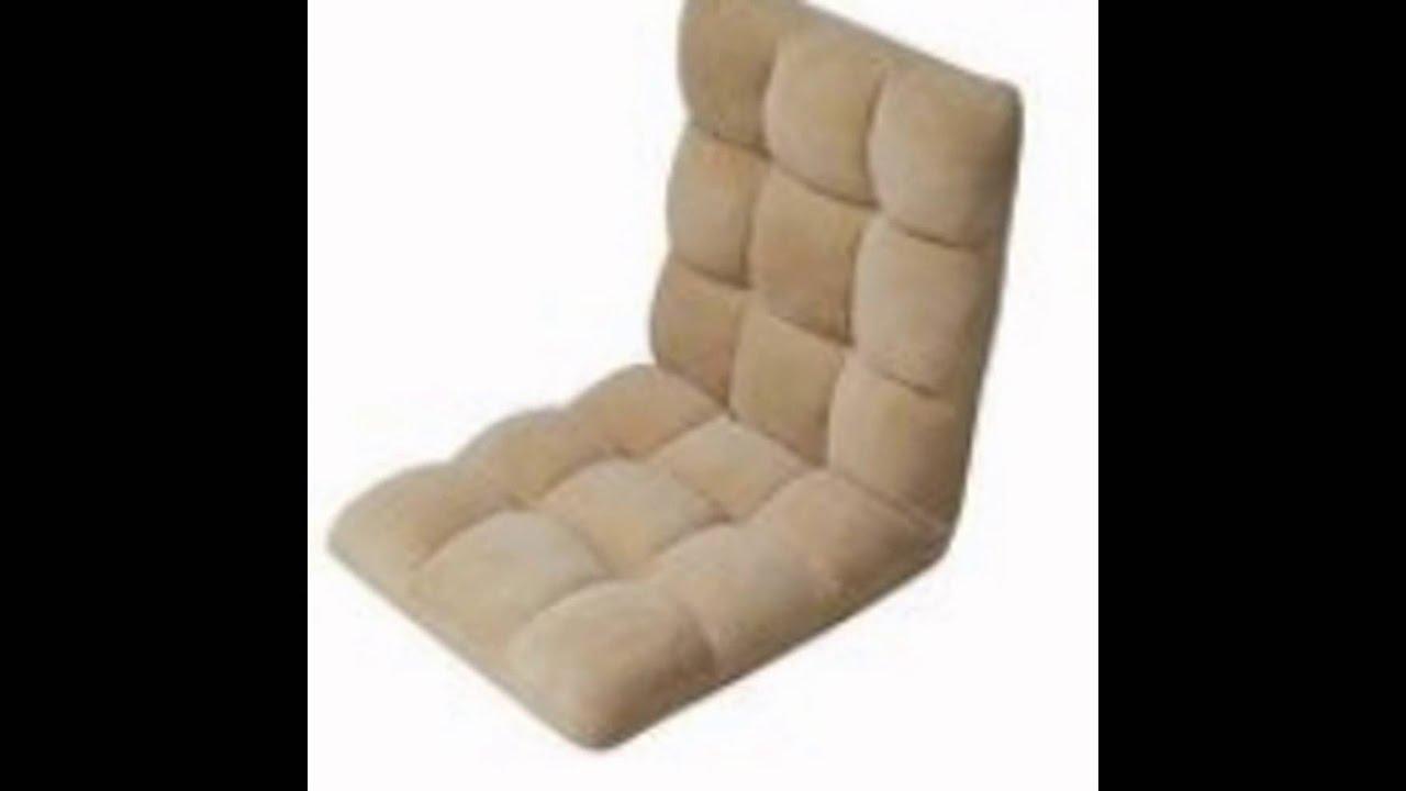 Merax Flodable Floor Seat Chair Cushion Foldable Sofa Chair