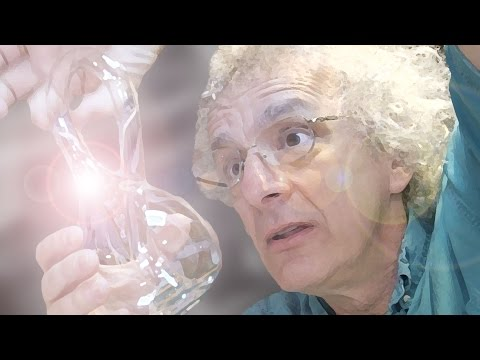 Klein Bottles with Cliff (extra footage)