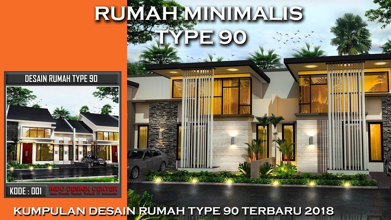 Desain Rumah Minimalis Type 90 Kumpulan Rumah Minimalis Type 90
