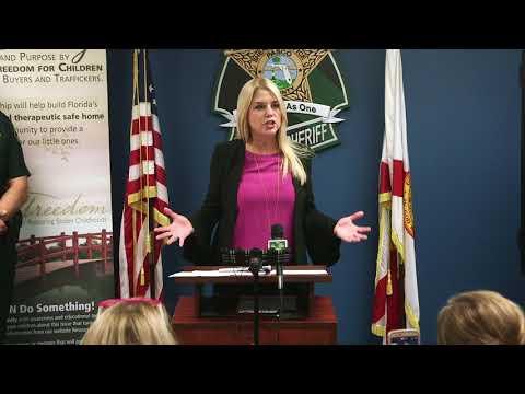 Bridging Freedom Safe Home Campus Progress with Attorney General Pam Bondi
