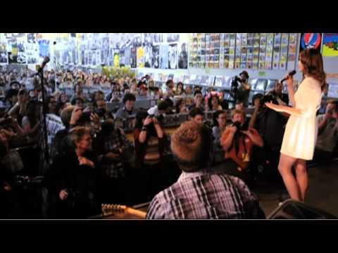 Lana Del Rey at Amoeba Music San Francisco