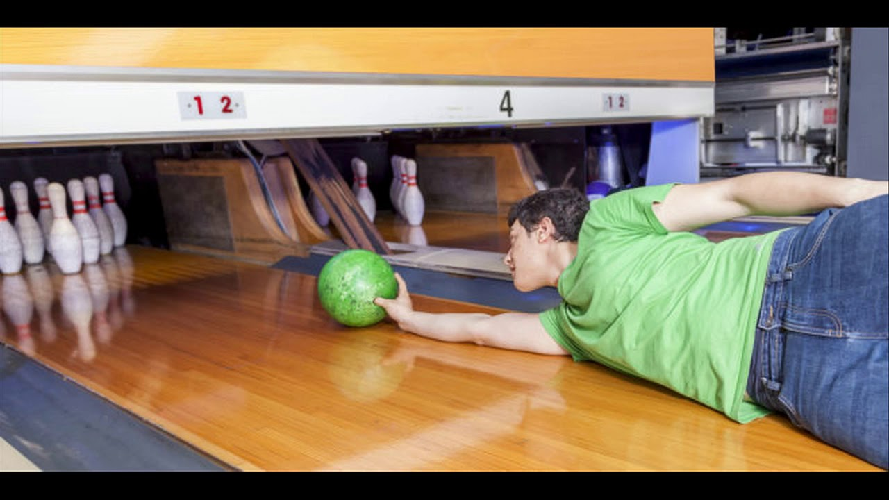 Second date bowling
