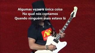 Guns N' Roses - Catcher In The Rye - Legenda/Tradução BR - NITLT Tour 2016
