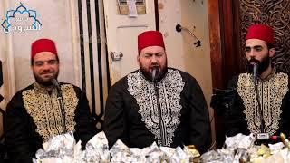 أنا حنيت - البردة - الأستاذ منصور زعيتر