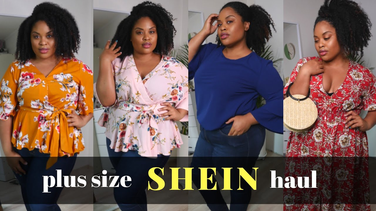 6b64100a4d5 SHEIN PLUS SIZE HAUL  SUMMER 2018