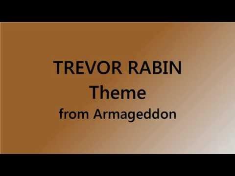 Trevor Rabin - Theme from Armageddon