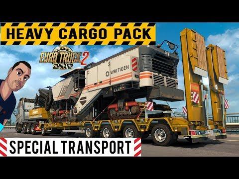 Euro Truck Simulator 2 #40 НОВО DLC //Special Transport// !!!