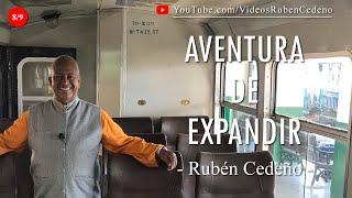 AVENTURA DE EXPANDIR - UNA VIDA MÁS, Rubén Cedeño