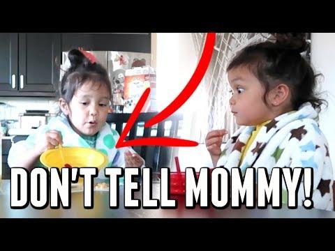 DON'T TELL MOMMY! -  ItsJudysLife Vlogs