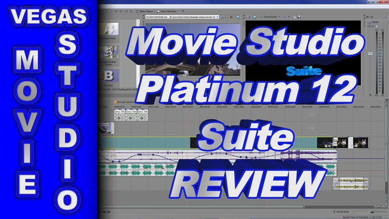 Buy Vegas Movie Studio Hd Platinum 11 64-Bit